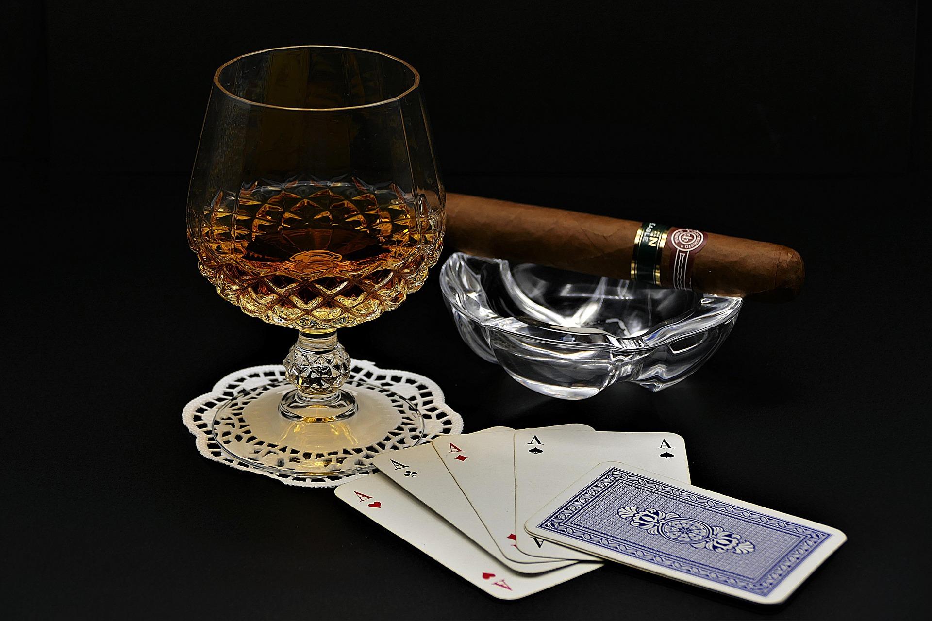 Gioco d'azzardo e alcool